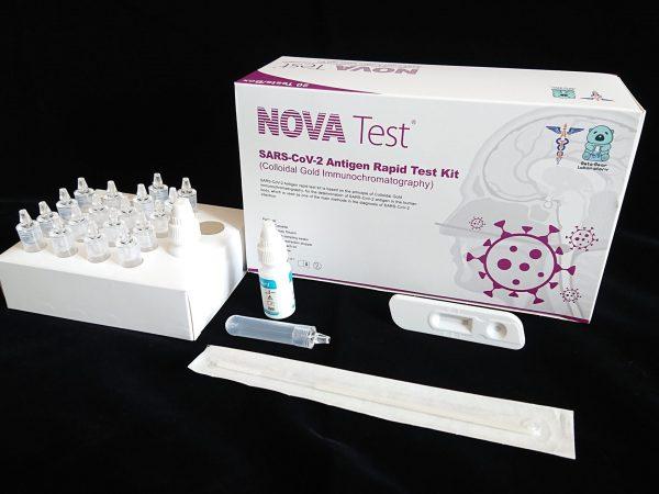 NOVA Test Antigen Rapid Test